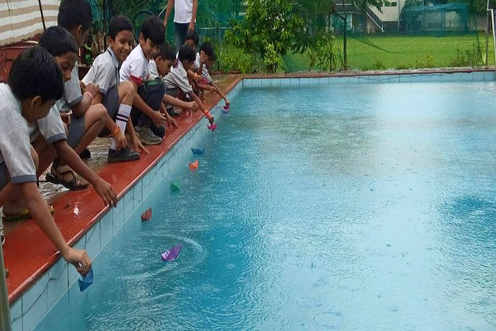 Innovative Minds School Of Excellence-Swimming Pool