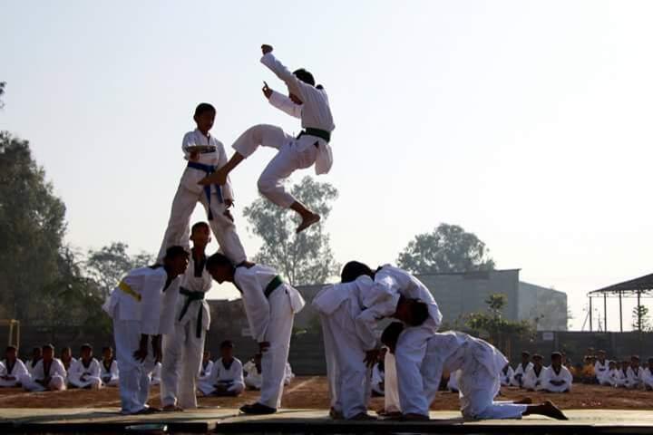 Innovera School-Karate