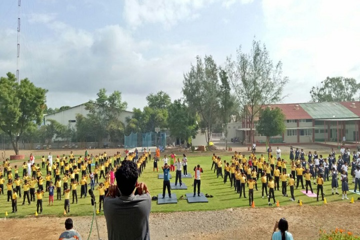 Innovera School-Assembly Ground