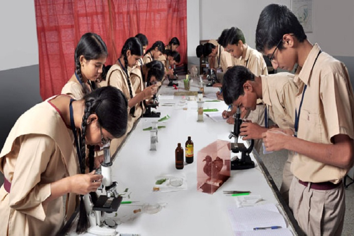 Ira International School-Biology Lab