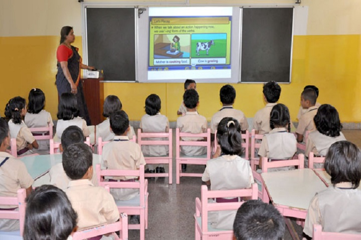 Ira International School-Classroom