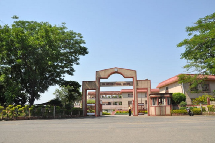 Ira International School-Entrance