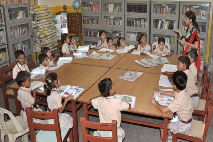 Ira International School-Library