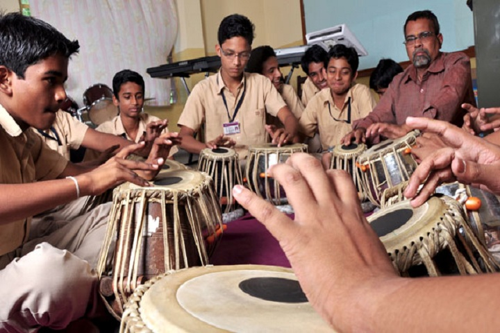 Ira International School-Music Activity