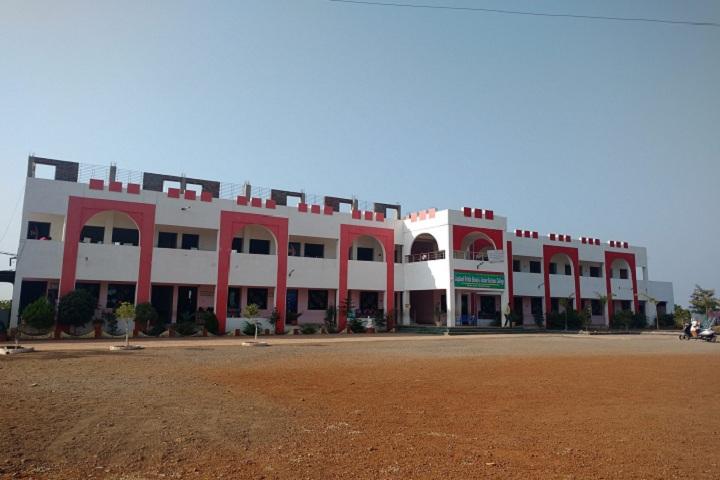 Jagdamba Public School-Campus-View full view