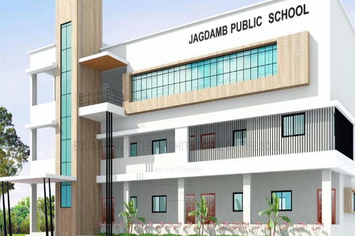Jagdamba Public School-Campus-View