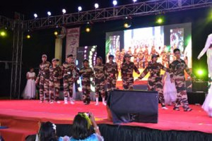Jagdamba Public School-Events programme