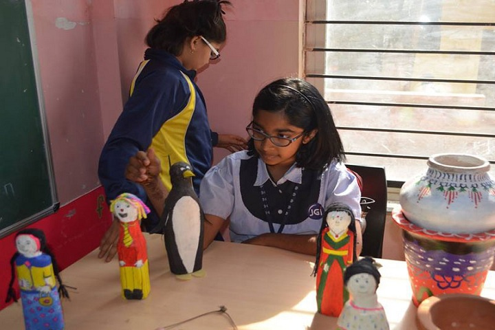Jain Heritage A Cambridge School-Activity