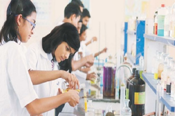 Jain International School-Chemistry Labs