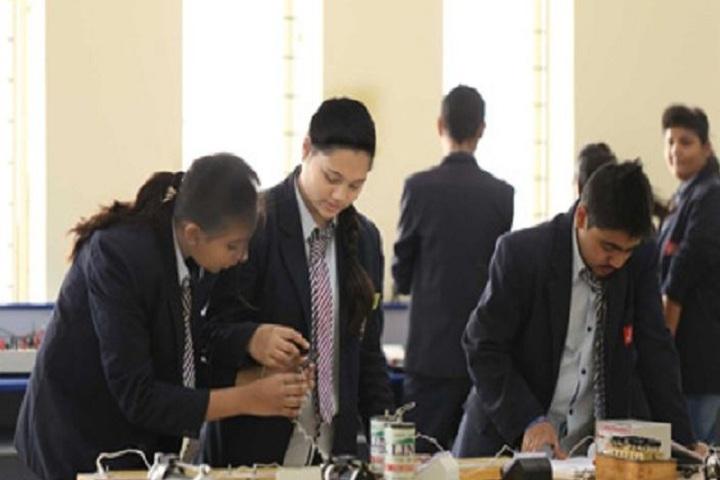 Jain International School-Physics Labs