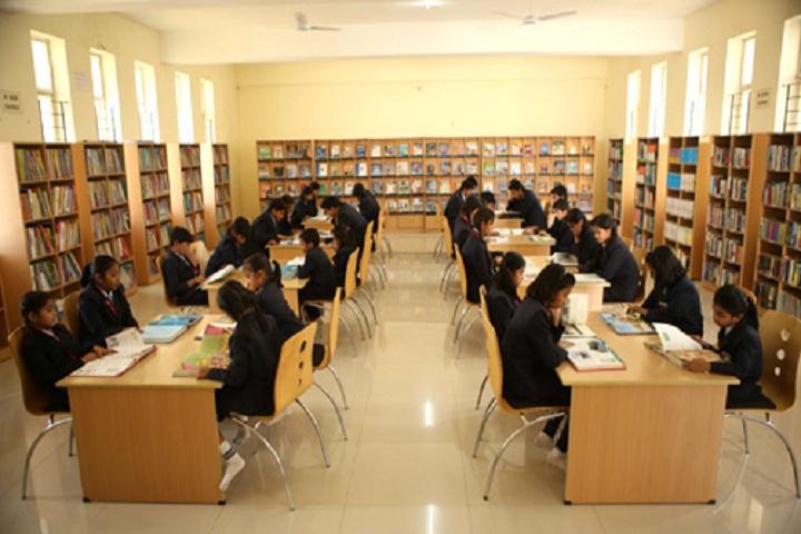 Jain International School-Library
