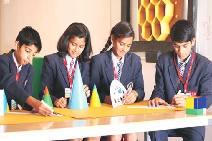 Jain International School-Maths Lab
