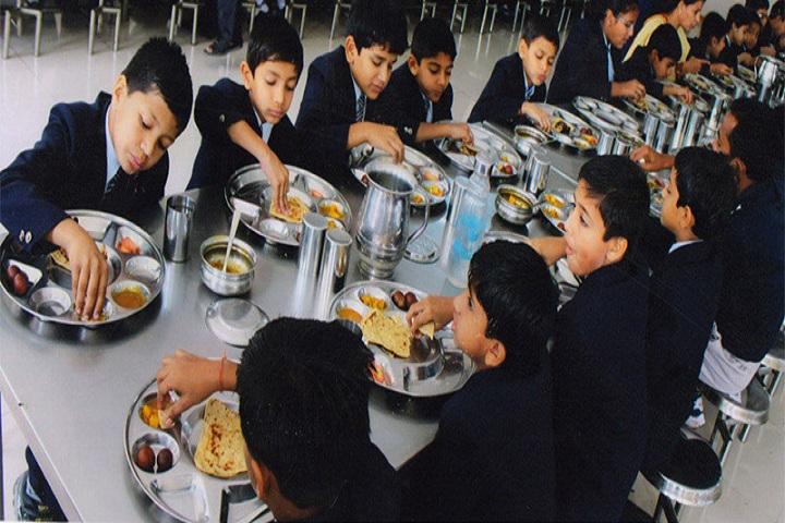 Jain International School-Mess
