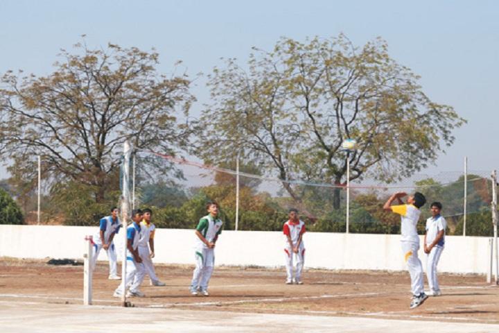 Jain International School-Sports
