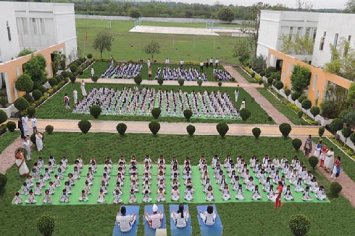 Jain International School-Yoga