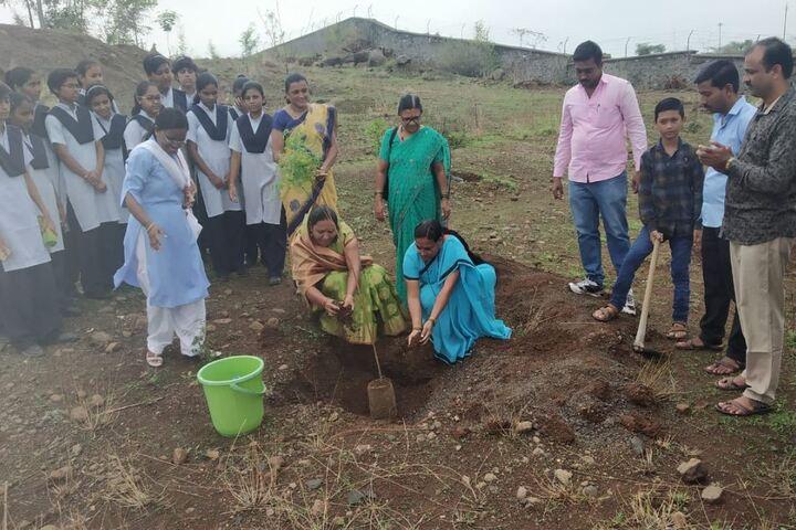 Jawahar Navodaya Vidyalaya-Green Plant
