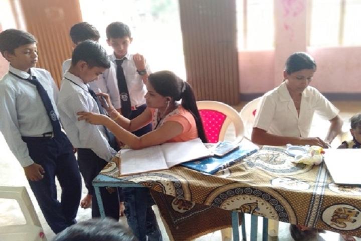Jawahar Navodaya Vidyalaya-Health Camp
