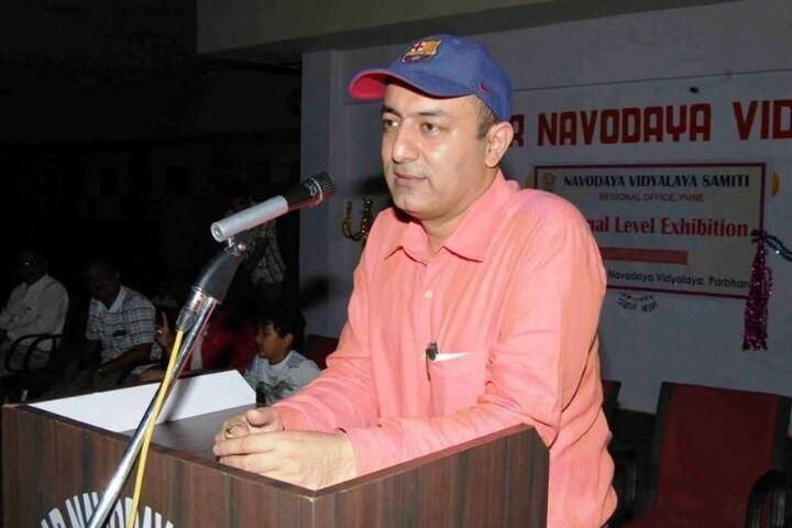 Jawahar Navodaya Vidyalaya-Guest Speech