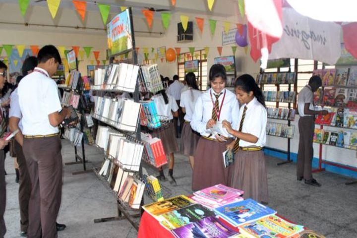 DAV Public School-Book Fair