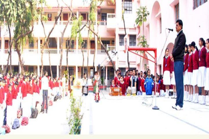 DAV Public School-Event