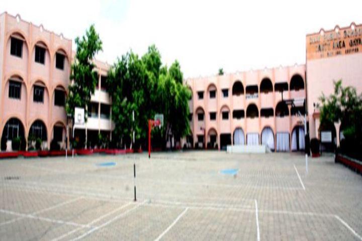 DAV Public School-Play Ground