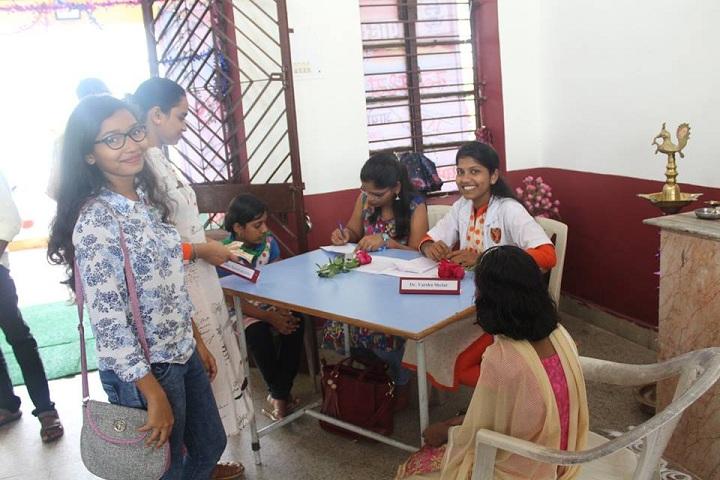 Jawahar Navodaya Vidyalaya-mediacl camp