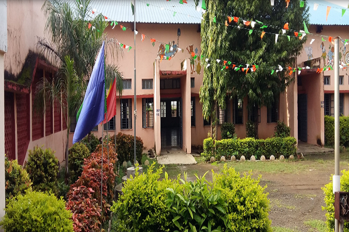 Jawahar Navodaya Vidyalaya-Campus-View inside