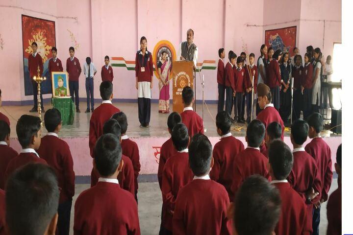 Jawahar Navodaya Vidyalaya-Subash Chandra Bose Birthday Celebrations