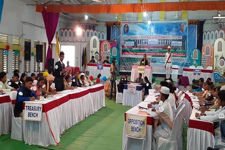 Jawahar Navodaya Vidyalaya-Youth Parliament