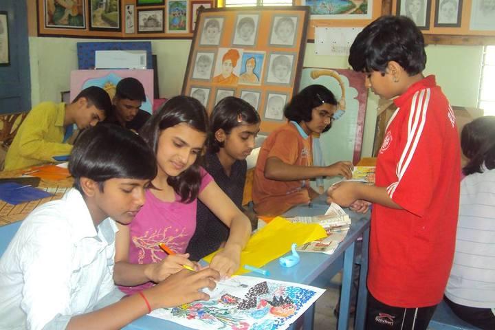 Jawahar Navodaya Vidyalaya-Art And Craft
