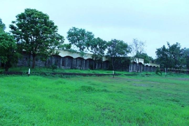 Jawahar Navodaya Vidyalaya-Academic Block Outside
