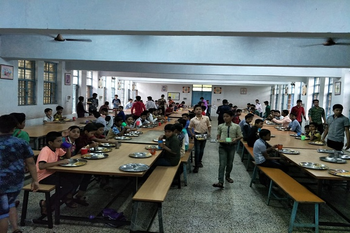 Jawahar Navodaya Vidyalaya-Dining Hall