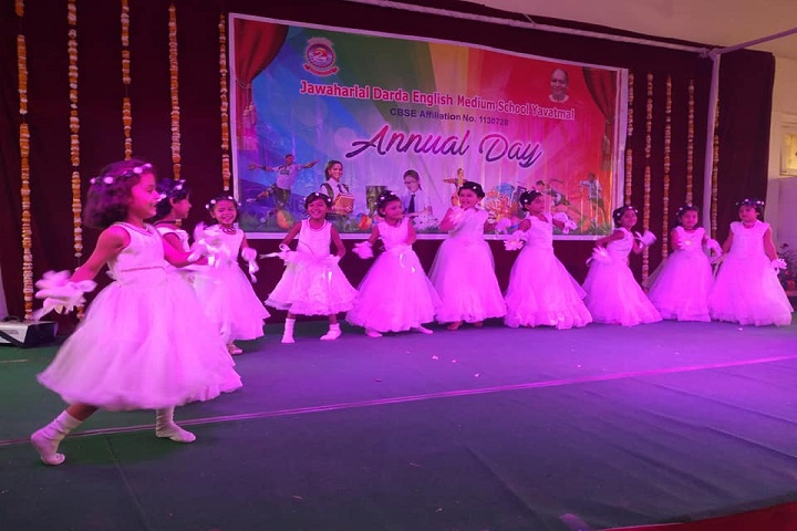 Jawaharlal Darda English Medium School-Annual Day