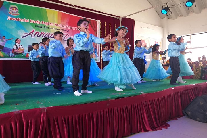 Jawaharlal Darda English Medium School-Dance