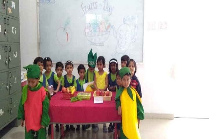 Jawaharlal Darda English Medium School-Green Day