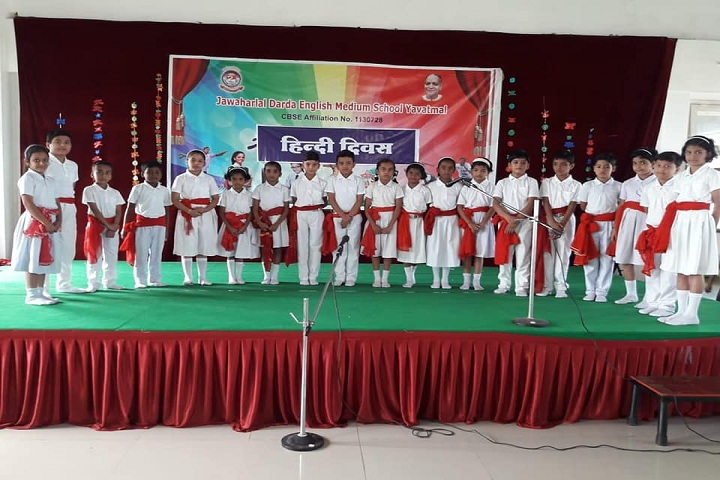 Jawaharlal Darda English Medium School-Singing