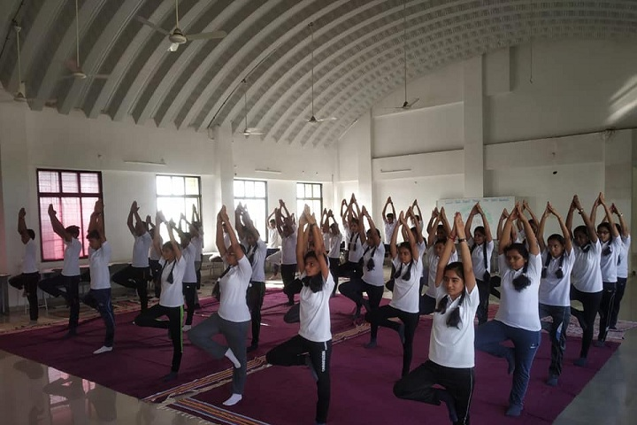 Jawaharlal Darda English Medium School-Yoga