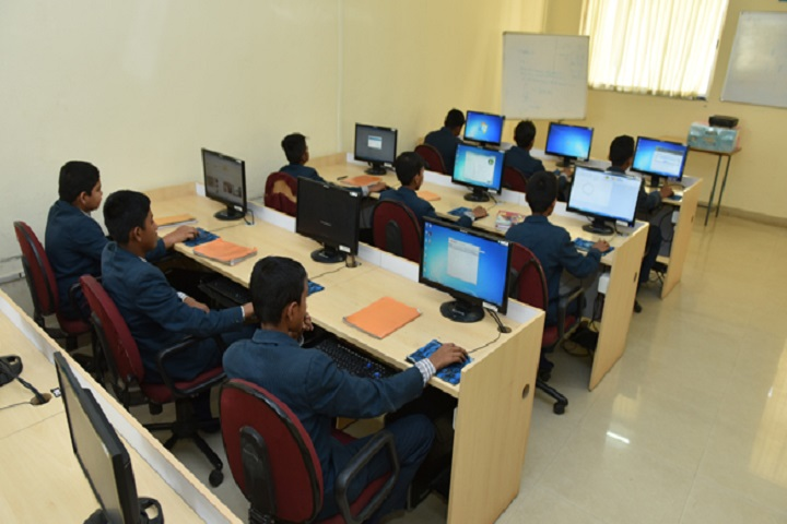 Jaywant International School-Computer lab