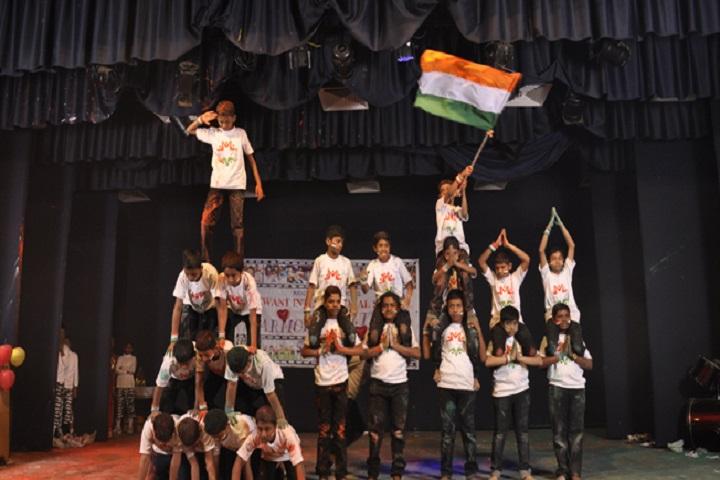 Jaywant International School-Act Performance