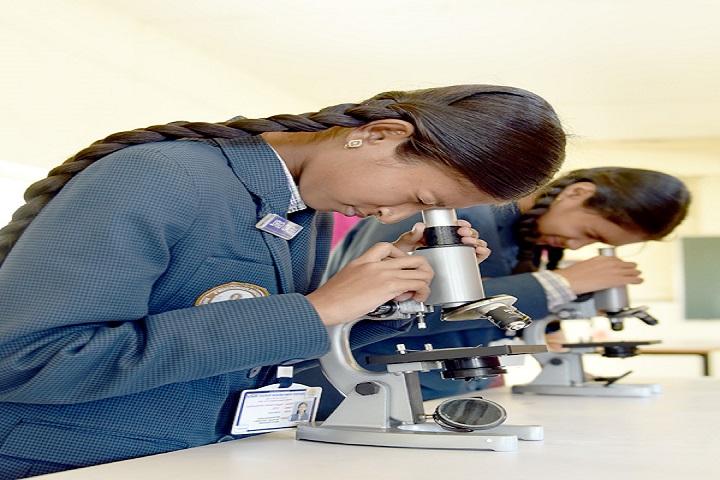 Jaywant International School-Biology Lab