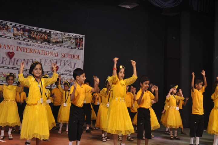 Jaywant International School-Dance Performance