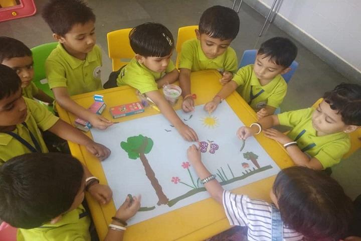 Jindal Mount Litera Zee School-Activity