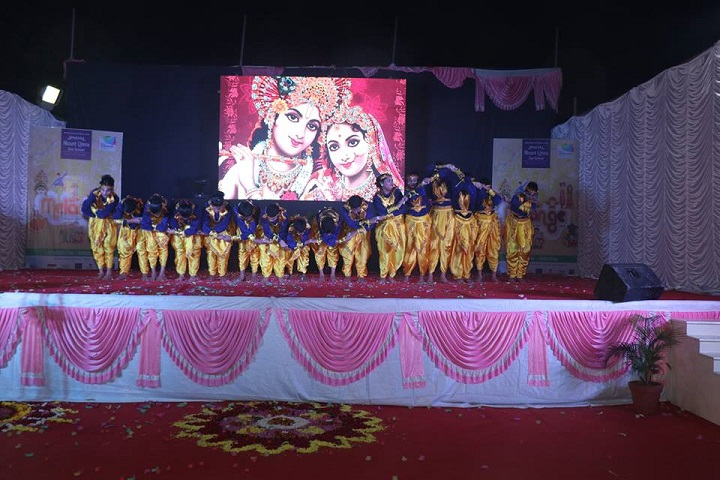 Jindal Mount Litera Zee School-Annual Day Dance Performance