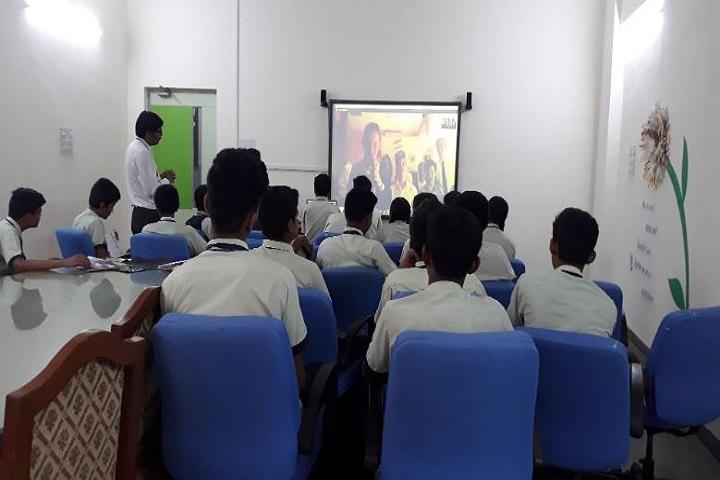 Jindal Mount Litera Zee School-Digitial Classroom