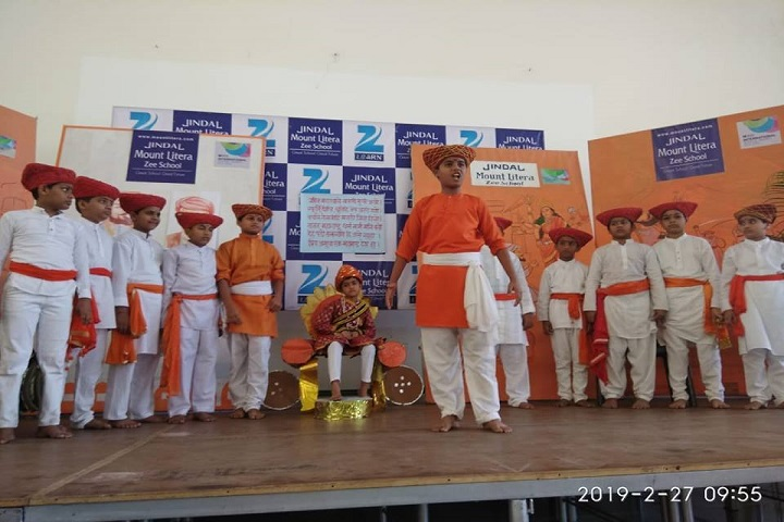 Jindal Mount Litera Zee School-Drama Performance