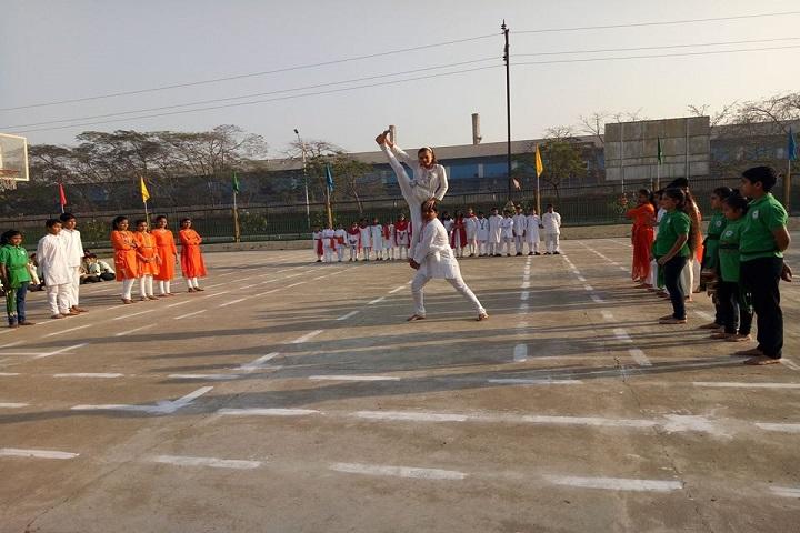 Jindal Mount Litera Zee School-Play Ground