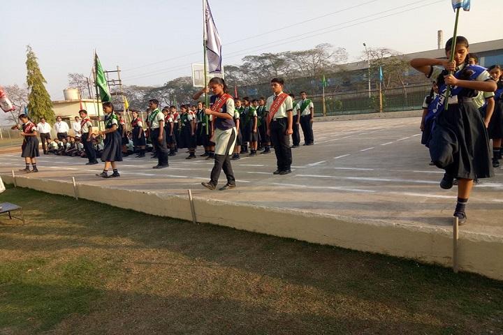 Jindal Mount Litera Zee School-Investiture Ceremony