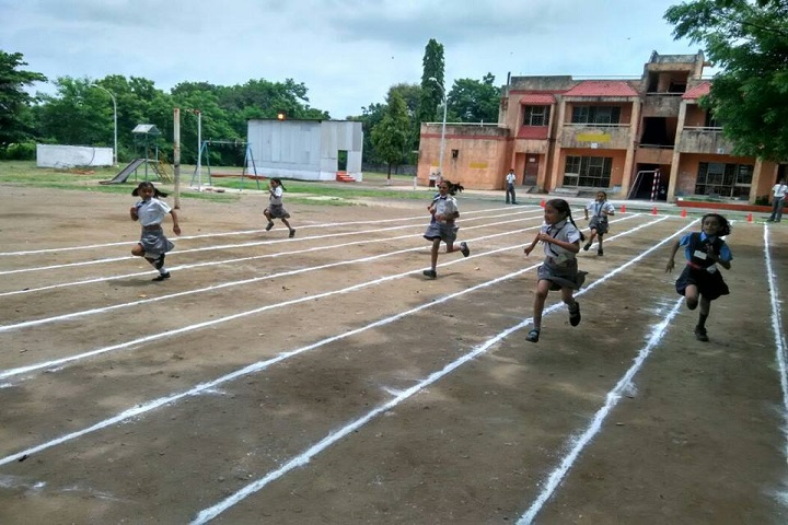 Jindal Vidya Mandir-Sports