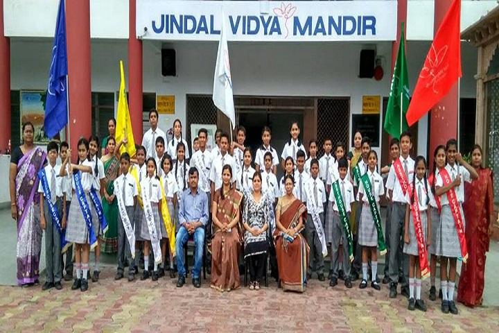 Jindal Vidya Mandir-Investiture Ceremony
