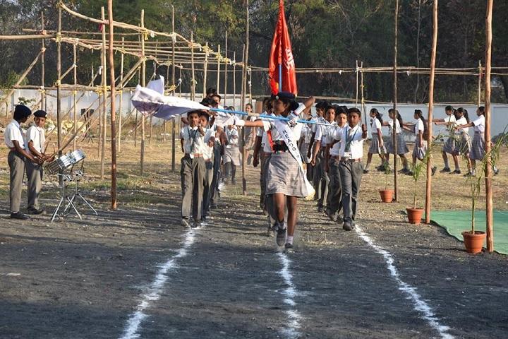 Jindal Vidya Mandir-Sports Day Celebrations
